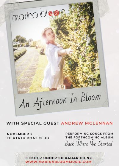 Marina Bloom, Andrew McLennan