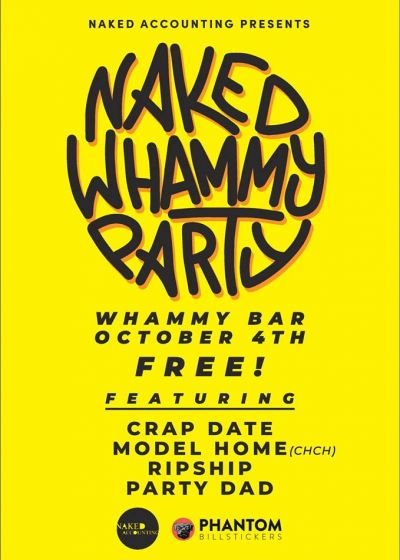 Naked Whammy Party - Free!