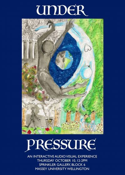 Under Pressure - An Audiovisual Experience