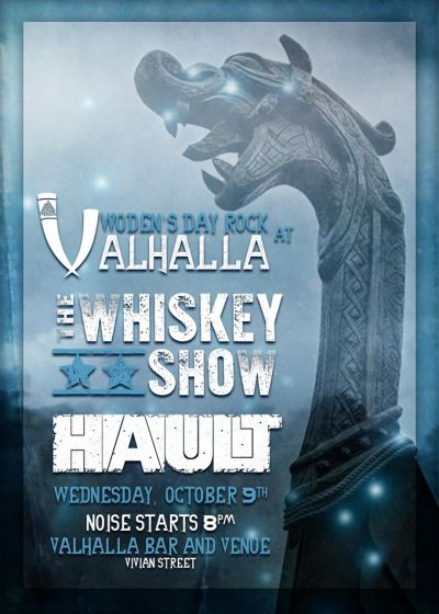 The Whiskey Show, Hault