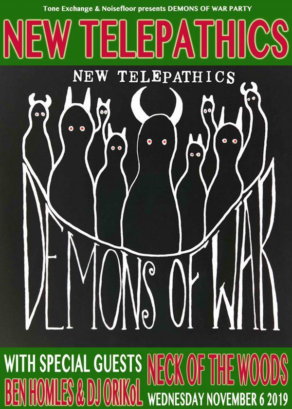 New Telepathics