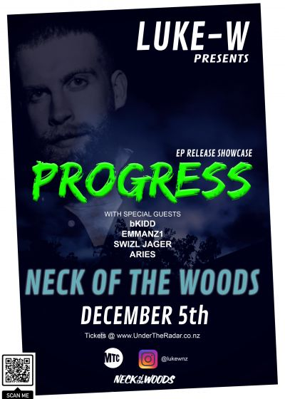 Luke-W Progress EP Showcase