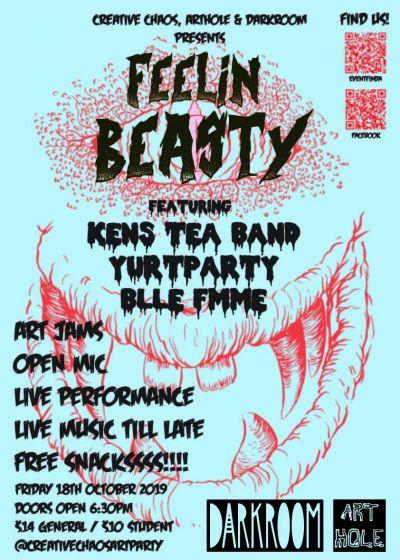 Ken's Tea Band, Blle Fmme, Yurt Party