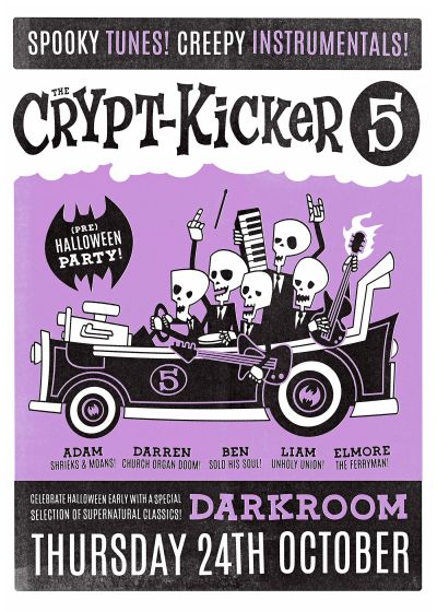 Crypt Kicker 5