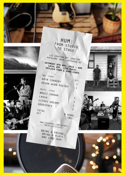 HUM: From Studio to Stage