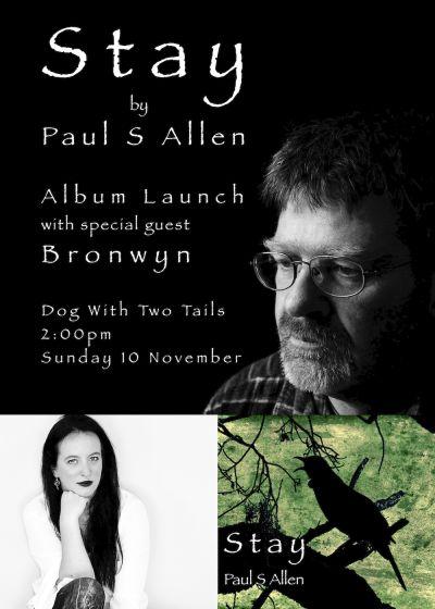 Paul S Allen, Bronwyn