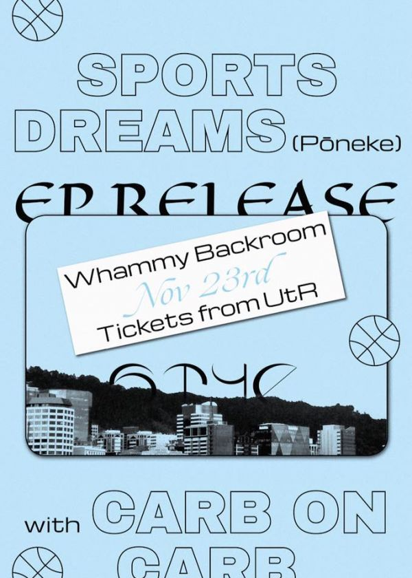 Sports Dreams EP Release with Carb On Carb