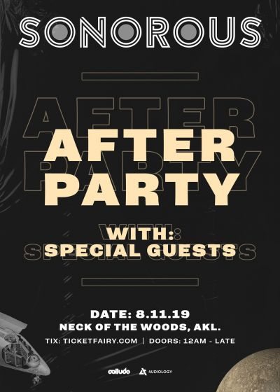 Sonorous: After Party
