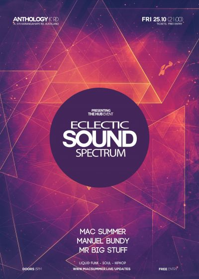 Eclectic Sound Spectrum
