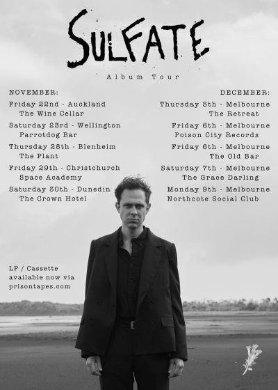 Sulfate - Album Tour