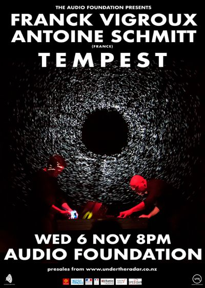 Tempest- Franck Vigroux and Antoine Schmitt (France)