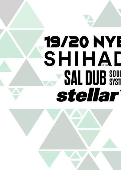 Shihad, Salmonella Dub Soundsystem, Stellar*
