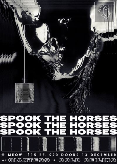 Spook The Horses, Giantess, Cold Ceiling