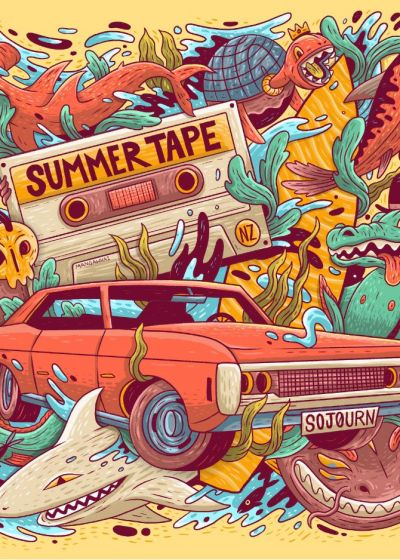 Sojourn Summer Tape Tour