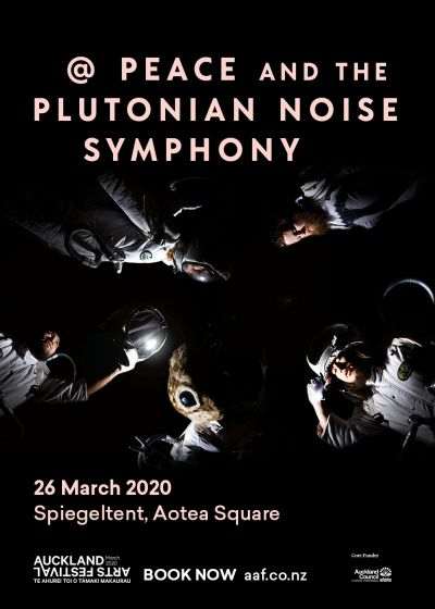 @peace And The Plutonian Noise Symphony - Cancelled