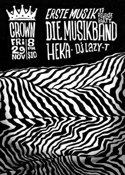 Die Musikband, Heka, DJ Lazy-T