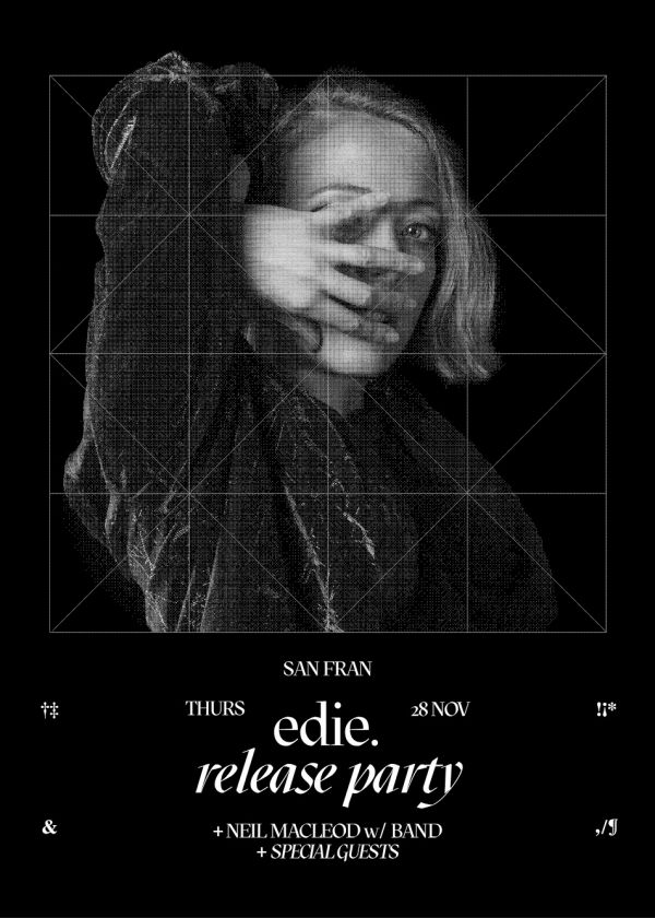 Edie Release Party