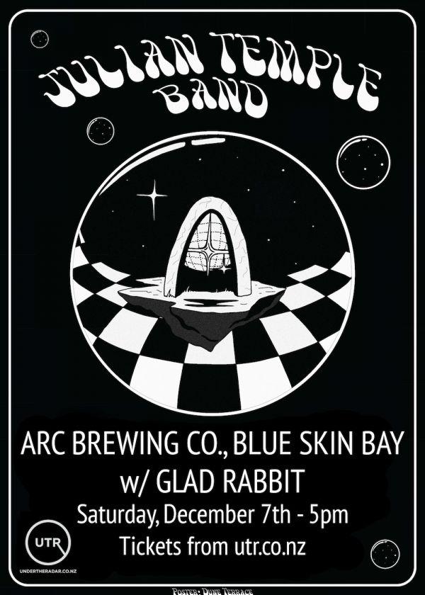 Julian Temple Band w/ Glad Rabbit