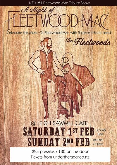 A Weekend Of Fleetwood Mac- With The Fleetwoods