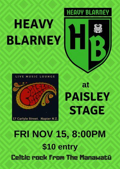 Heavy Blarney