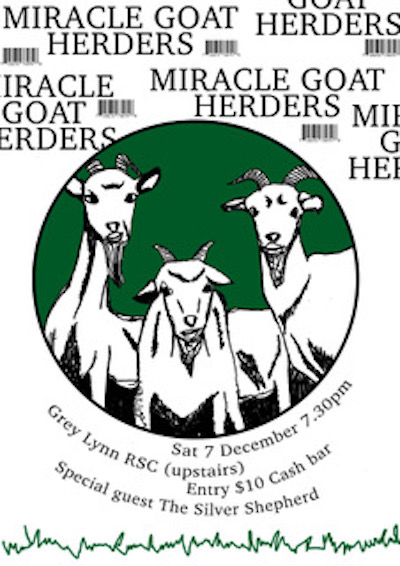 The Miracle Goat Herders