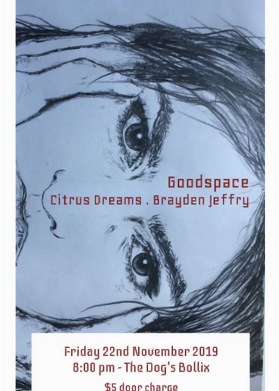Goodspace, Citrus Dreams, Brayden Jeffrey