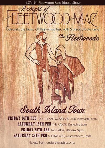 A Night Of Fleetwood Mac - Invercargill
