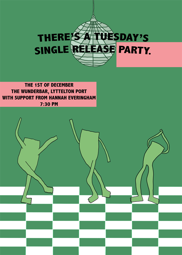 There's A Tuesday - Single Release Party