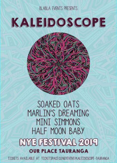 Kaleidoscope 19' NYE