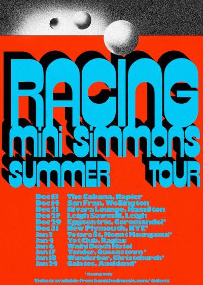 Racing, Mini Simmons