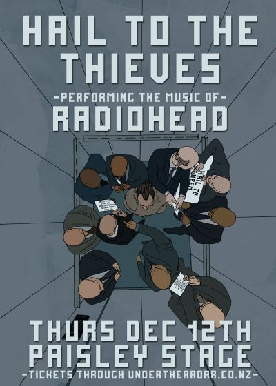 Hail To The Thieves Performing The Music Of Radiohead