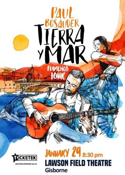 Paul Bosauder - Tierra Y Mar