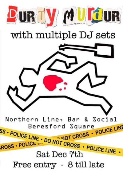 Durty Murdur and guest DJs