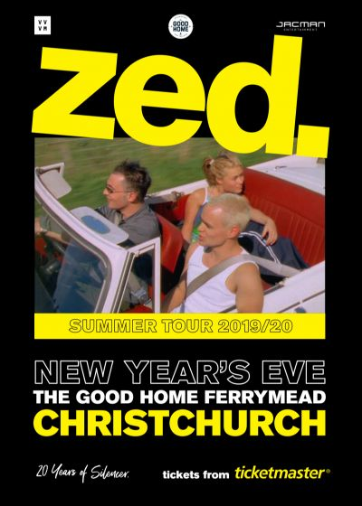 New Year's Eve With Zed