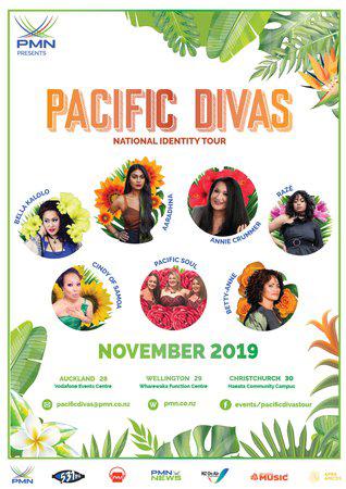 Pacific Divas