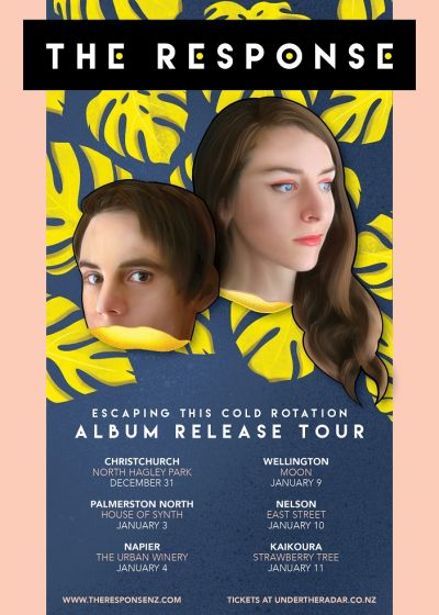 The Response - Escaping This Cold Rotation Album Tour