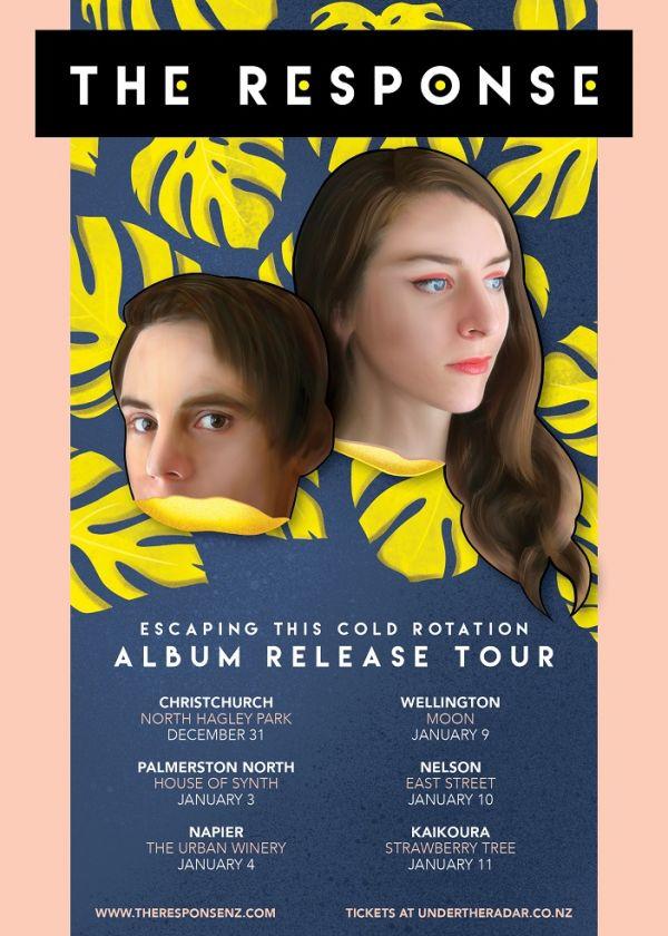 The Response - Album Release Tour w/ Josie Moon