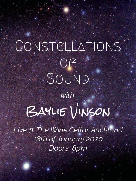 David Bruner and Constellations Of Sound