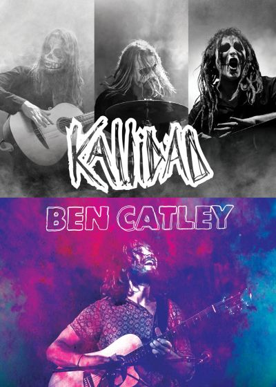 Kallidad and Ben Catley