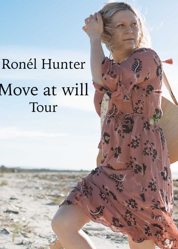 Ronél Hunter - Move At Will Tour - Cancelled