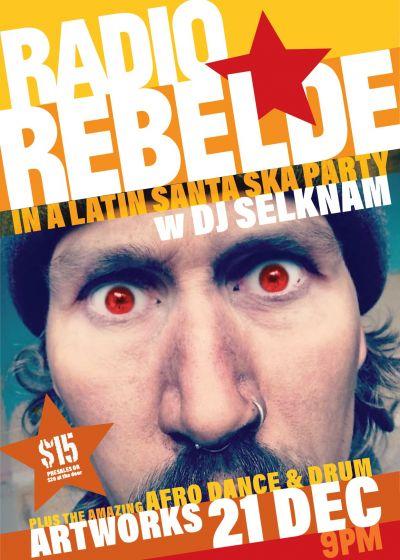 Radio Rebelde - A Latin Santa Ska Party