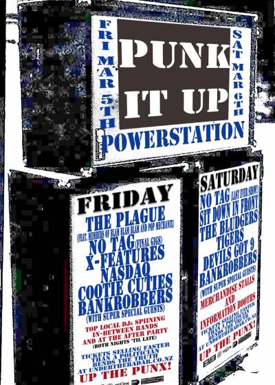 Punk It Up V 2021