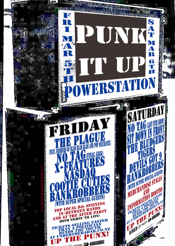 Punk It Up V 2021 - Cancelled
