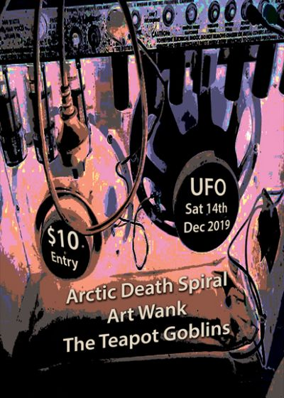 Arctic Death Spiral and Guests