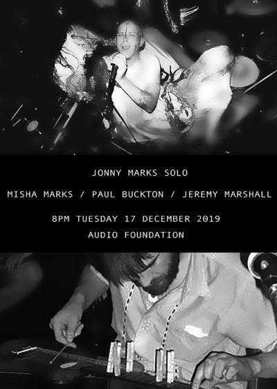 Jonny Marks Solo, Misha Marks/Paul Buckton/Jeremy Marshall