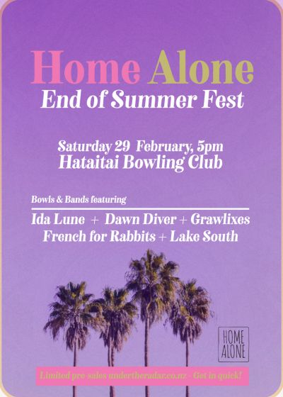 Home Alone End Of Summer Fest