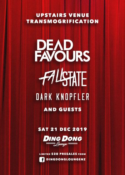 Dead Favours, Fallstate And Dark Knopfler