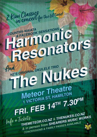 Harmonic Resonators, The Nukes
