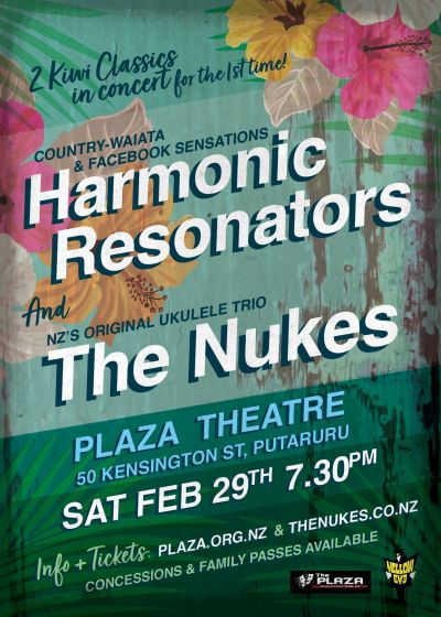 Harmonic Resonators ,The Nukes