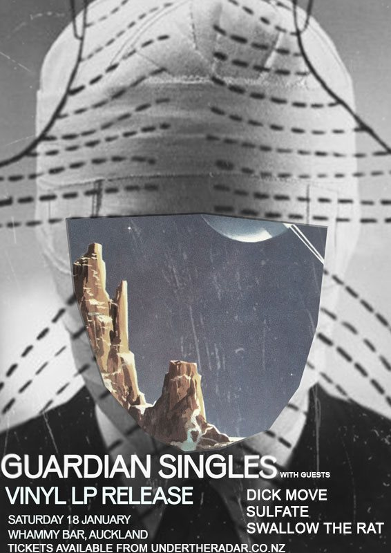 Guardian Singles Album Release w/ Dick Move, Sulfate and Swallow The Rat
